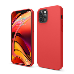 ELAGO Silicone Case for iPhone 12 PRO Max - Red