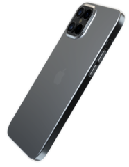 DEVIA Naked TPU Case for iPhone 12 PRO Max - Clear