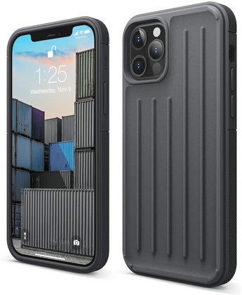 ELAGO Armor Case for iPhone 12 PRO Max - Dark Gray