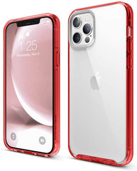 ELAGO Hybrid Case for iPhone 12 PRO Max - Red