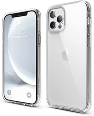 ELAGO Hybrid Case for iPhone 12 PRO Max - Clear