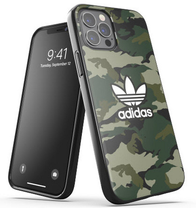 Adidas Graphic Case for iPhone 12/PRO - Green