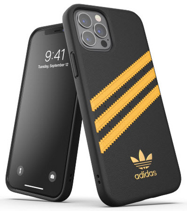 Adidas Moulded Case for iPhone 12/PRO - Black