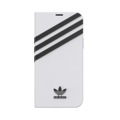 Adidas Booklet Basic Case for iPhone 12/PRO - White