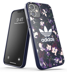 Adidas Graphic Case for iPhone 12 Mini - Violet