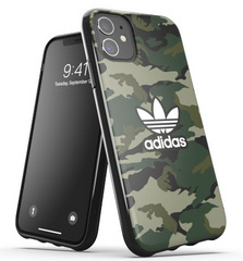 Adidas Graphic Case for iPhone 11- Green