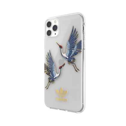 Adidas Snap Case ENTRY for iPhone 11 PRO - Bird