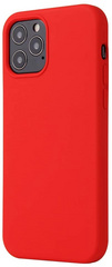 Original Silicone Case for iPhone 12 PRO Max - Red
