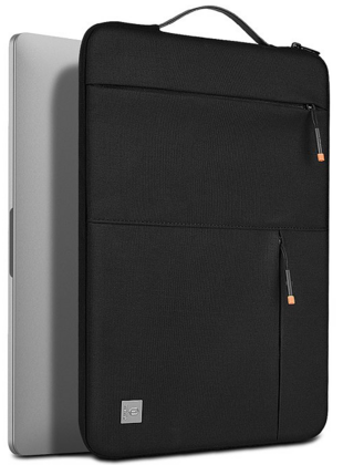 "Wiwu Alpha Slim Sleeve for up to 16"" Laptop - Black"