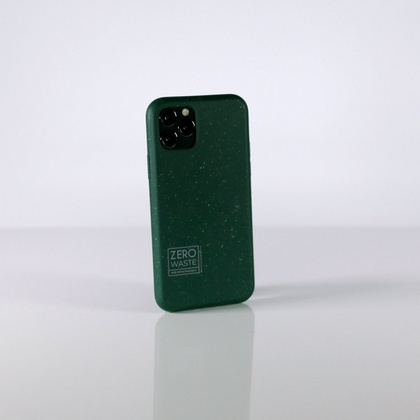 Wilma Biodegradable Case for iPhone 12 Mini - Green