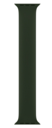 Sdesign Silicone Loop Strap 38 | 40 mm - Pine Green
