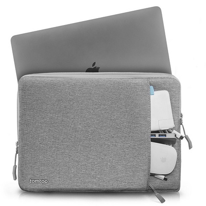 TomToc Protective Laptop Sleeve - Gray