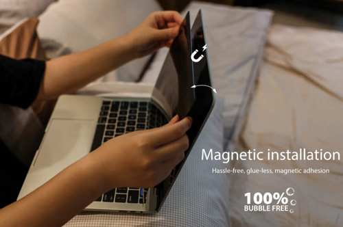 Switcheasy Magnetic Privacy Film for Macbook 13''