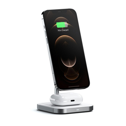 Satechi 2in1 Magnetic Wireless Charger
