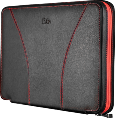 SOHO Premium protection for MacBook Pro 14'' and 15''  Laptop - Magnum (Red/Black)