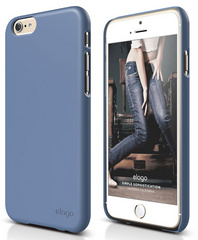 Elago S6 Slim Fit 2 Case for iPhone 6/6s - Royal Blue