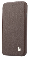Leatherette Standing Case - Brown