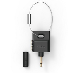 Key Ring Splitter - Black