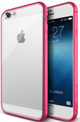 Verus Crystal Mixx case for iPhone 6/6s - Hot Pink