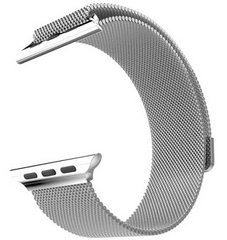 Milanese Edition Band - Silver