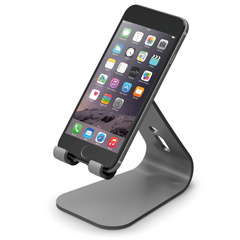M2 Stand for all iPhones, Galaxy and Smartphones - Dark Gray