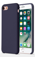 Original Silicone Case for iPhone 7/8/SE 2020 - Midnight Blue