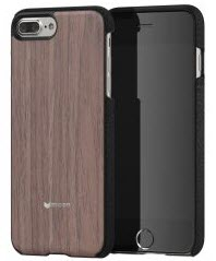 Black Walnut Back Cover Case - iPhone 7/8 Plus