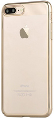 Comma Brightness Hard Case for iPhone 7/8 Plus - Champagne Gold