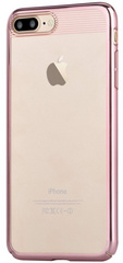 Comma Brightness Hard Case for iPhone 7/8 Plus - Rose Gold