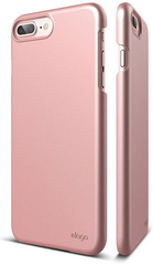 Elago S7+ Slim Fit 2 for iPhone 7/8 Plus - Rose Gold