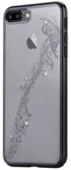 Devia Crystal Papillon for iPhone 7/8 Plus - Black