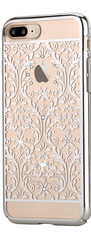 Devia Crystal Baroque for iPhone 7 Plus - Silver