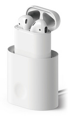 Elago Airpods Charging Stand - White