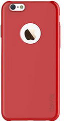 Devia Chic Case for iPhone 6/6s - Red