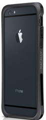 Macally Flexible Protective framecase for iPhone 6/6s - Black