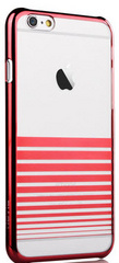 Devia Melody Case for iPhone 6/6S - Passion Red