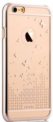 Devia Butterfly Case for iPhone 6/6S - Champagne Gold