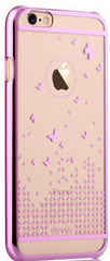 Devia Butterfly Case for iPhone 6/6S - Rose Pink