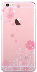 Crystal Lily Soft Case - Pink