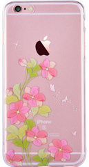 Crystal Bluebell Soft Case - Pink