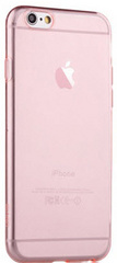Devia Naked case for iPhone 6/6S - Crystal Pink