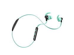 Lace Sports In Ear Headphones Bluetooth - Peppermint