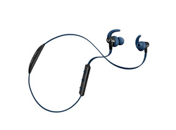 Lace Sports In Ear Headphones Bluetooth - Indigo