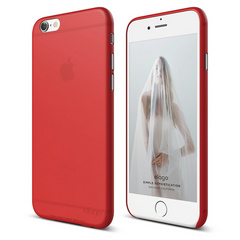 Elago S6 Inner Core Case for iPhone 6/6s - Red