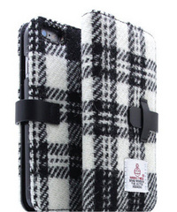 D5 Harris Tweed Edition Case - White  (iPhone 6/6s)