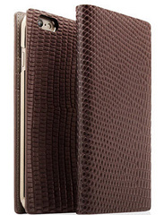 D3 Lizard Leather Case - Brown