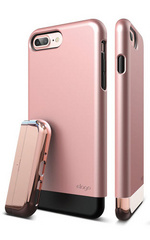 Elago S7+ Glide for iPhone 7 Plus - Rose Gold / Chrome Rose Gold