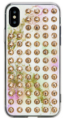 BMT Extravaganza Unicorn Gold crystal case for iPhone X/Xs