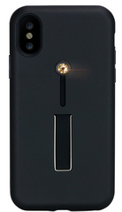 BMT SelfieLOOP case for iPhone X/Xs - Black/Gold