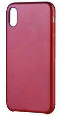 Devia CEO 2 Case for iPhone Xs - Red